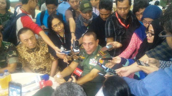 Dapat Restu Panglima TNI, Pangkostrad Berniat Serahkan Formulir Pendaftaran Calon Ketua Umum PSSI