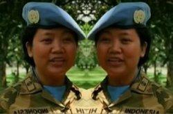 Letkol Ratih Pusparini, Wanita Indonesia yang Jadi Pembawa Misi Perdamaian di Negara Konflik