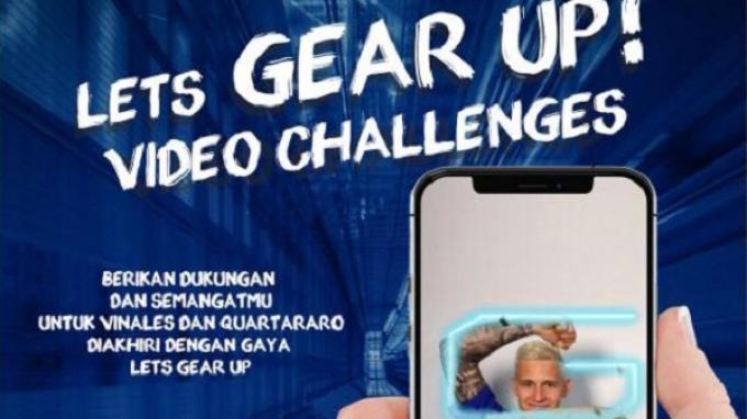 Yamaha Tantang Fans Vinales dan Quartararo Lewat Ajang #LetsGEARUPstyle Challenge