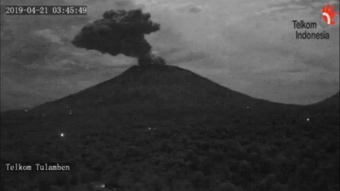 BPBD Bali Siapkan Peta Rencana Evakuasi di 28 Desa Sekitar Gunung Agung