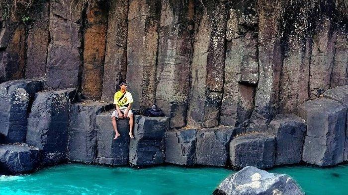 Leuwi Korsi, tempat wisata di Garut.