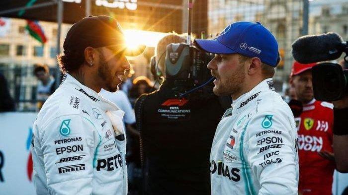 Kewaspadaan Duo Mercedes dalam Menghadapi Balapan F1 GP Prancis 2019
