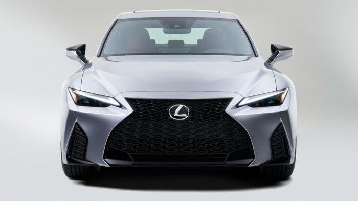 Lexus IS Terbaru Dirilis, Desain Lebih Sporty dan Ramping