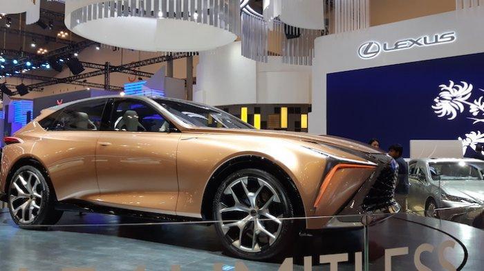 Mobil Konsep LF-1 Limitless Jadi Gambaran Lexus di Masa Depan