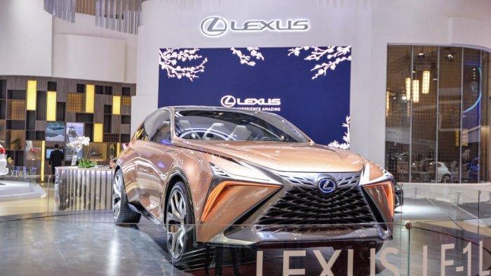 Mengintip Mobil Konsep Lexus LF-1 Limitless Concept, Pertama di Asia Tenggara