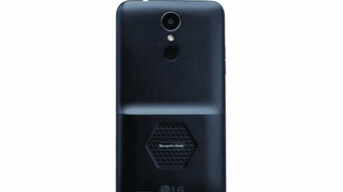 LG Kenalkan Ponsel Android Pengusir Nyamuk Berbanderol Miring