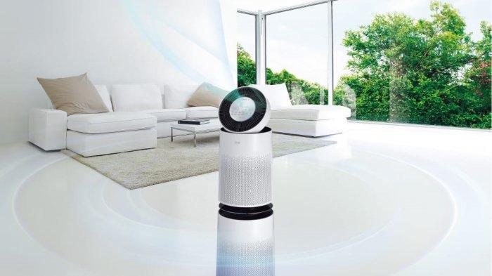 LG Bersiap Kenalkan Air Purifier yang Dapat Jangkau Seluruh Ruangan