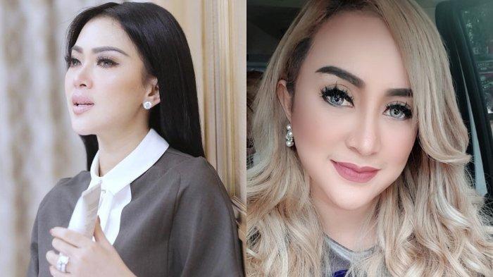 Dilaporkan Syahrini ke Polisi, Pedangdut Lia Ladysta Kabarkan Dirinya Muntah-Muntah