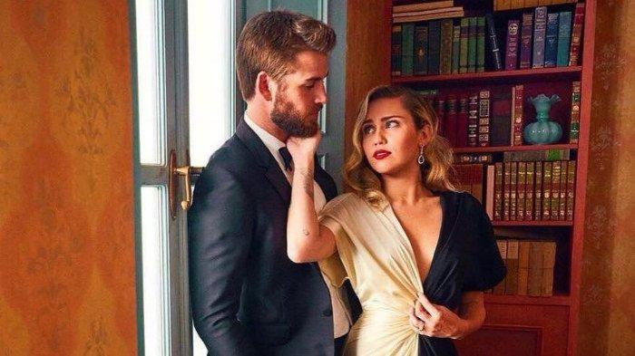 Postingan manis Liam Hesmworth setelah menikahi Miley Cyrus