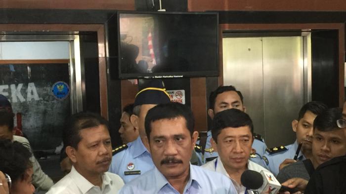 Mantan Kalapas Nusakambangan Lapor Menkumham Usai Diperiksa BNN Terkait Freddy Budiman