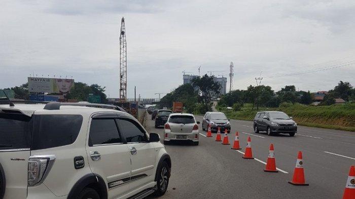 Korlantas Akan Terapkan Sistem Contra Flow di Jalan Tol Cikampek Selama Libur Natal dan Tahun Baru