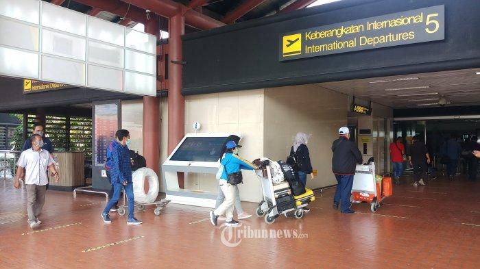 Pergerakan Penumpang 61 Ribu Orang, Kemenhub Apresiasi Penerapan Protokol Kesehatan Bandara Soetta