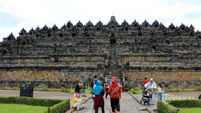 Ini Kata Sandiaga Uno Soal Pengembangan Sektor Parekraf di Kawasan Borobudur