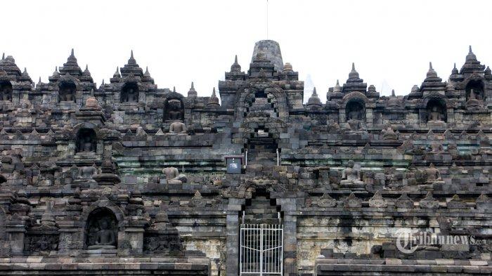 Tingkatan Kunjungan Wisata, Kemenhub Kaji Pembangunan Jalur Kereta Api ke Borobudur