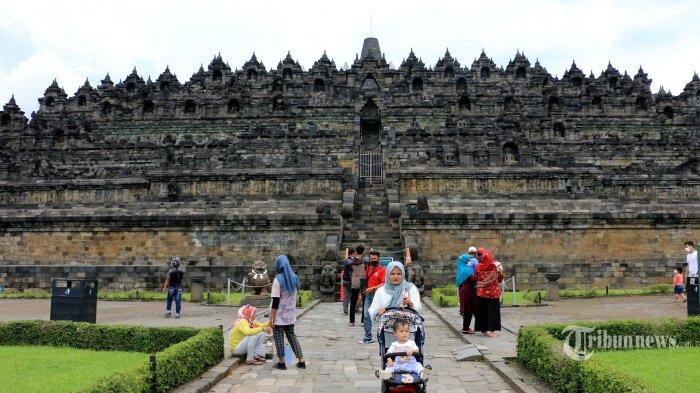 Kemnaker Jadikan Borobudur Proyek Percontohan BLK Komunitas Sektor Pariwisata