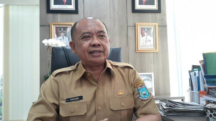 Kepala Dinas Pendidikan dan Kebudayaan Tangerang Selatan, Taryono