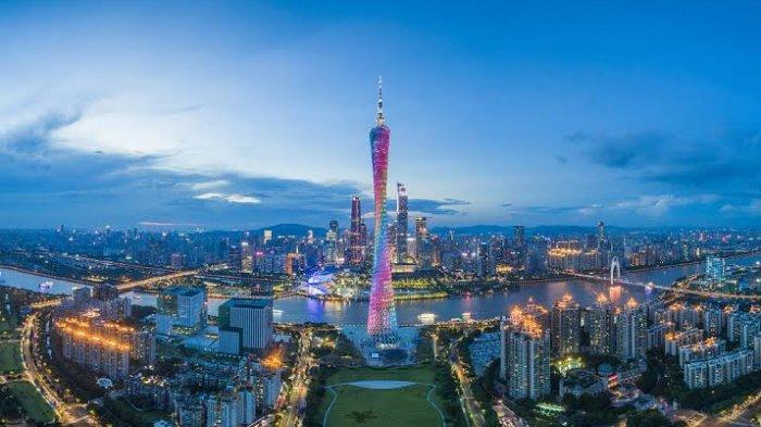 Pilihan Tiket Pesawat Murah ke China untuk Liburan Tahun Baru di Guangzhou