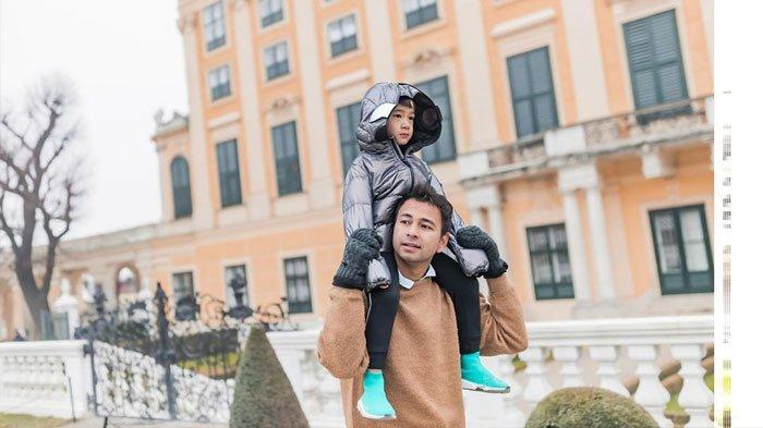 4 Potret Liburan Raffi Ahmad & Rafathar di Austria, Nikmati Waktu Bersama dengan Berbagai Keseruan