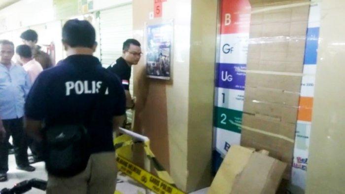 Polisi Pastikan Jatuhnya Lift Blok M Square Akibat Kelebihan Muatan