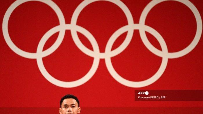 Sosok Eko Yuli Irawan, Manusia Rp 4,5 Milyar, Penyumbang Medali Perak Olimpiade Tokyo 2021