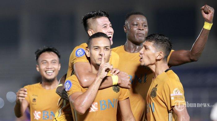 Head to Head Bhayangkara FC vs Persib Bandung di BRI Liga 1 2021, The Guardian Lebih Diunggulkan