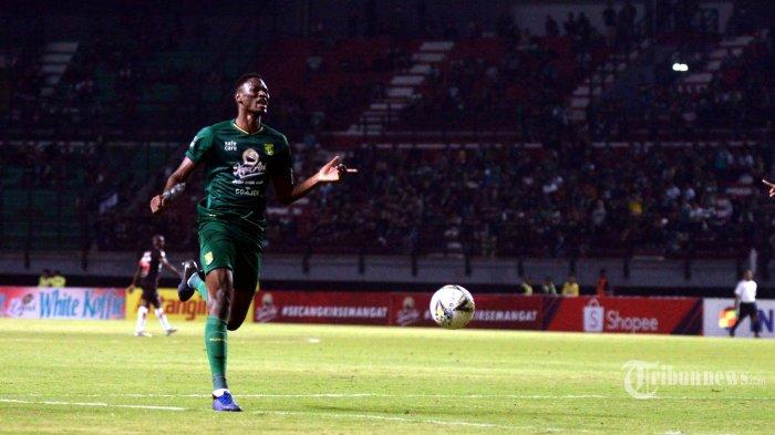 Eks PSM Makassar dan Persebaya Surabaya, Amido Balde Ikuti Trial di Klub Malaysia