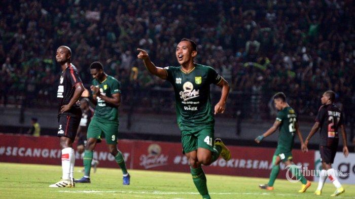 Persebaya Surabaya Tekuk Sabah FA, Irfan Jaya Jadi Aktor Penting Sepanjang Laga