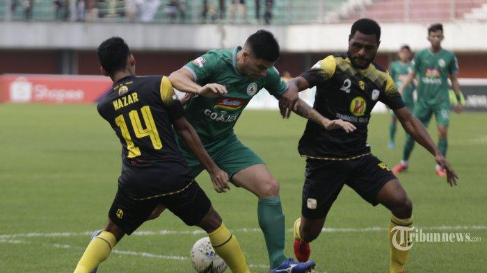 Liga 1 2019: Jelang PSS vs Persela, Laskar Tim Super Elang Jawa Terancam Tanpa Pemain Andalannya
