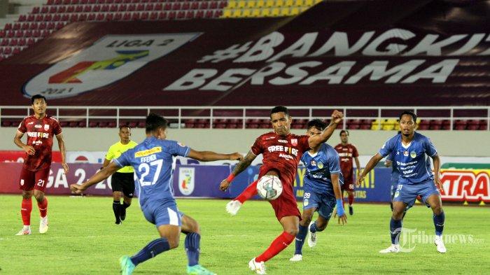 Liga 2: Tanggapan Berbeda Pelatih PSIM & Persis Pasca Berbagi Poin, Seto Bersyukur, Eko Minta Maaf