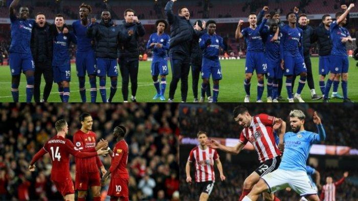 Liga Inggris Punya Waktu Sebulan Putuskan Kelanjutan Musim Ini