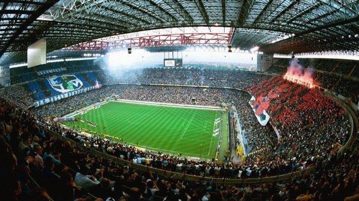 Laga Inter Milan vs AC Milan.