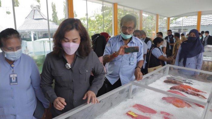 KKP Luncurkan Gerai Ikan Segar untuk Permudah Akses Pemasaran Perikanan