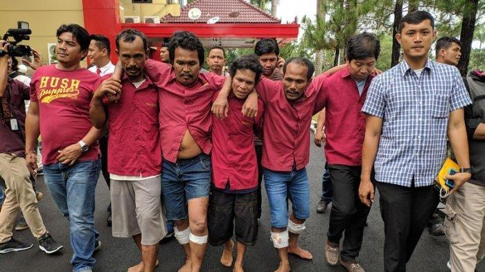 Tiga Terduga Pembunuh Caleg Nasdem di Labuhanbatu Jadi Buronan Polisi