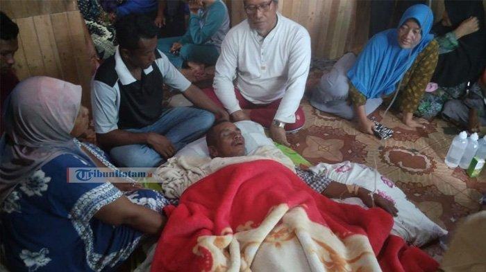 Lima Hari Nelayan Batam Hilang di Laut, Ditemukan Terdampar di Pulau Riang