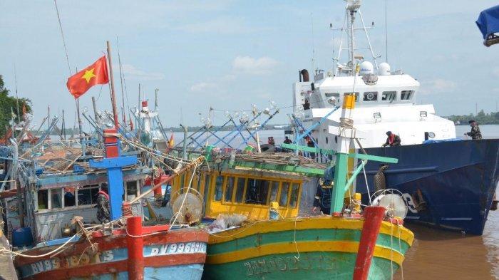 KKP Amankan Dua Kapal Ikan Indonesia di Kepulauan Seribu, Ini Penyebabnya