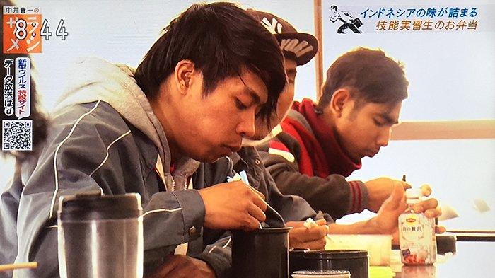 5 Pemagang Indonesia Senang Bekerja di Kesennuma, Miyagi, Jepang Hingga Berat Badannya Naik 15 Kg