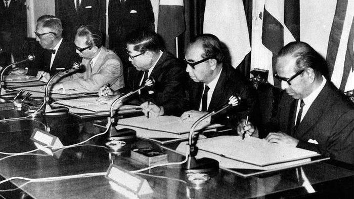 5 Tokoh Pendiri ASEAN, Berikut Sejarah Berdirinya Association of Southeast Asian Nations