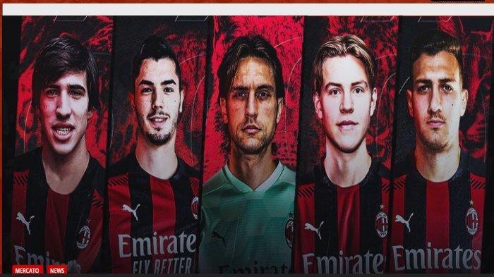 CEO AC Milan Puas dengan Strategi Transfer Pemain Paolo Maldini, Prioritaskan Rekrut Talenta Muda