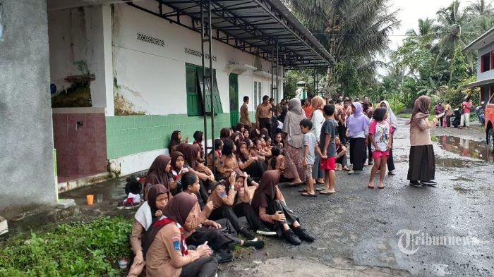 Cerita Lengkap Hanyutnya Ratusan Siswa SMPN 1 Turi Saat Susur Sungai Sempor Sleman