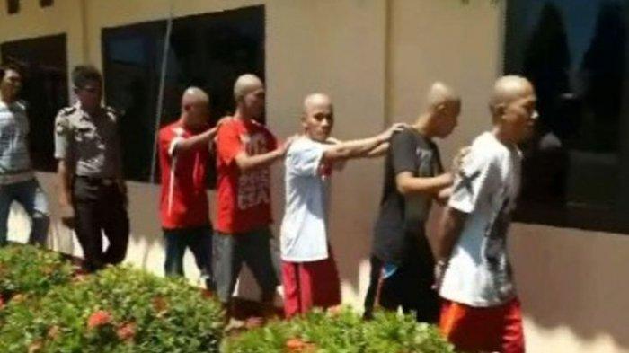 Kelaparan di Hutan, 5 Tahanan Kabur Itu Akhirnya Ditangkap Polisi