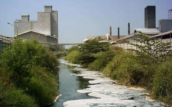 Tercemar Limbah Industri, Kualitas Air di Kota Tangerang Menurun