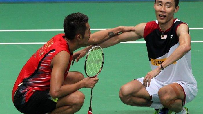 Lin Dan Akui Sangat Menikmati Perseteruannya dengan Lee Chong Wei