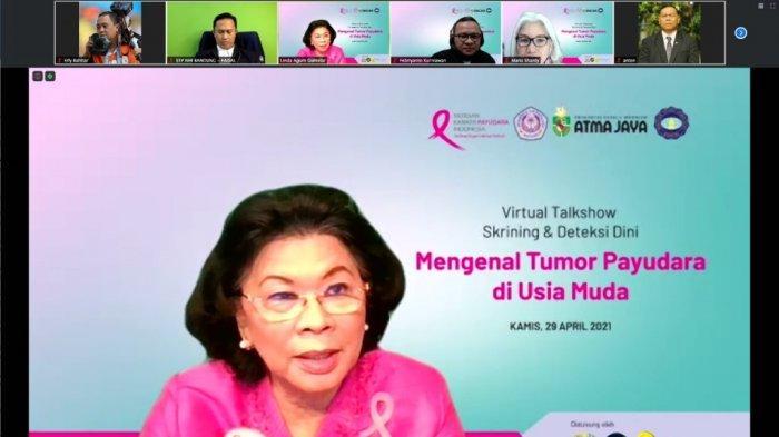 Linda Agum Gumelar: YKPI Berusaha Menekan Angka Penyakit Kanker Payudara Stadium Lanjut