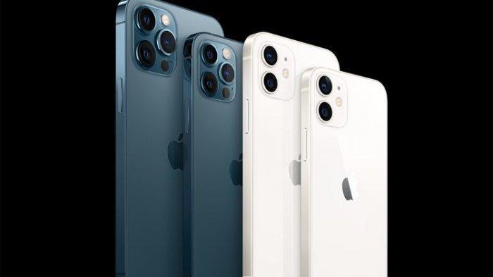 Harga iPhone Terbaru Januari 2021: iPhone 7 Plus, iPhone X hingga iPhone 12 Series