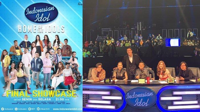 Daftar 15 Peserta Indonesian Idol 2019 yang Lolos ke Babak Spektakuler Show