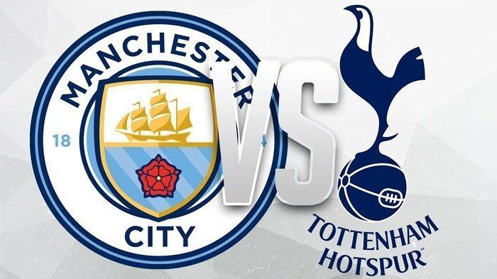 LINK Live Streaming Manchester City vs Tottenham via Live Streaming Mola TV