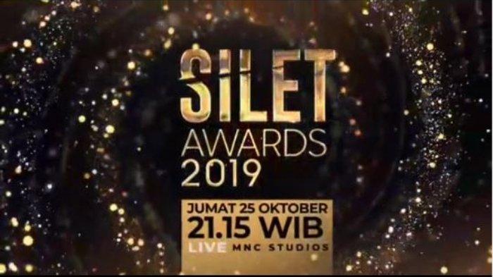 Link live streaming silet awards 2019