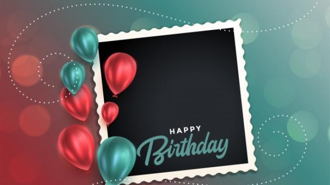20 Link Twibbon Kartu Ucapan Selamat Ulang Tahun, Ini Cara Membuatnya