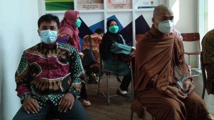 PP Muhamadiyah Lanjutkan Program Vaksinasi Covid-19 Lintas Iman