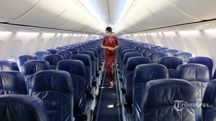 Ingin Jadi Pramugari? Lion Air Buka Lowongan, Ini Syarat Jadi Pramugari Lion Air